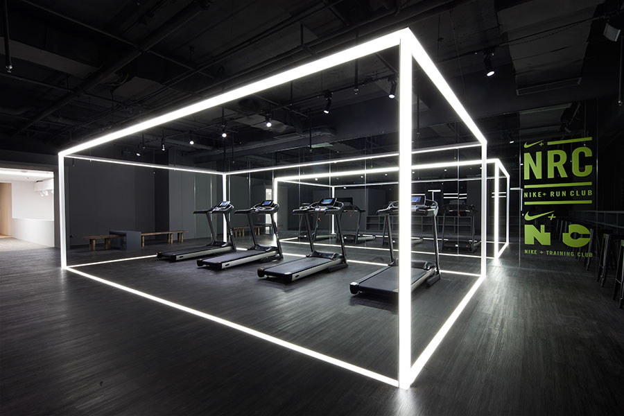the nike studio by coordination asia the retail bee